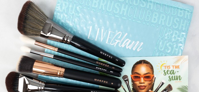 LiveGlam Brush Club Review + Coupon – July 2021