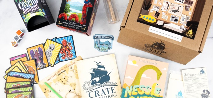 Crate Expectations Review + Coupon – May 2021 BELIEVE IN YOURSELF