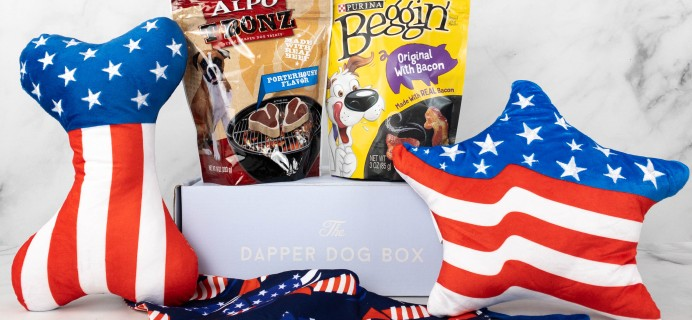 The Dapper Dog Box Review + Coupon – June 2021