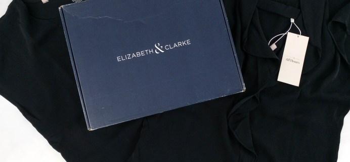 Elizabeth & Clarke Box Review + Coupon – Fiona & Bronte All Hours Work Pajamas