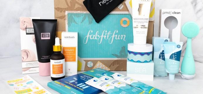 FabFitFun Box Review: Summer 2021