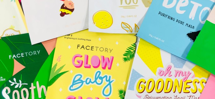 Facetory Flash Sale: Get 40% Off Bundles!