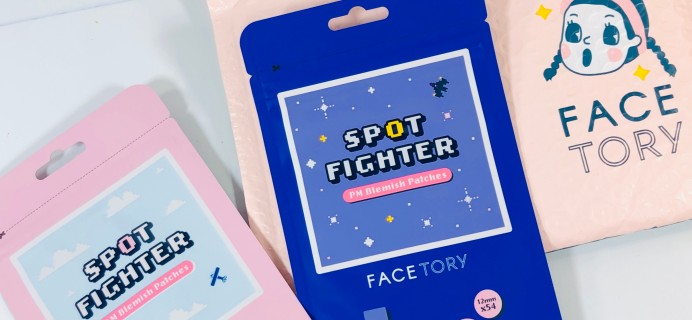 Facetory Spot Fighter Blemish Patches Review + Coupon