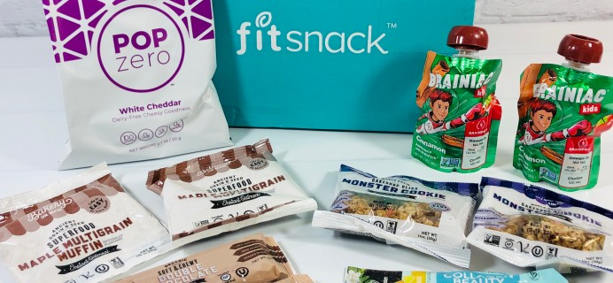 FitSnack Review + Coupon – June 2021