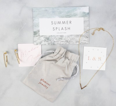 Glamour Jewelry Box Subscription Review + Coupon – June 2021