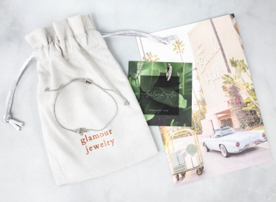 Glamour Jewelry Box Subscription Review + Coupon – May 2021