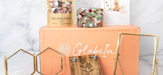 GlobeIn Artisan Box Club June 2021 Review + Coupon – ETERNAL BOX