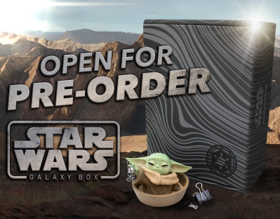 Star Wars Galaxy Box Summer 2021 Spoilers!