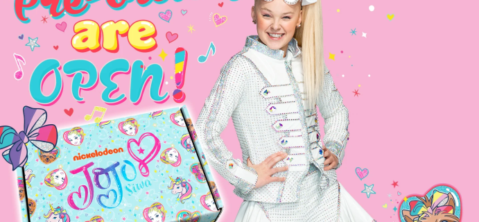 The Jojo Siwa Summer 2021 Box Available to Order Now + Coupon!
