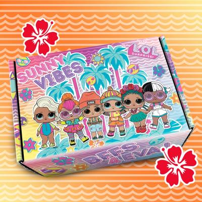 LOL Surprise Box Summer 2021 Spoiler #1 + Coupon!