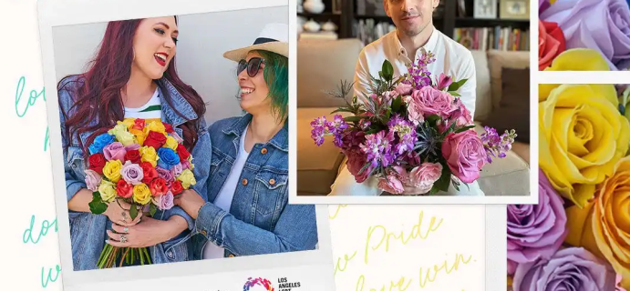 The Bouqs Pride Collection Is Here: Celebrate Love In All Forms!