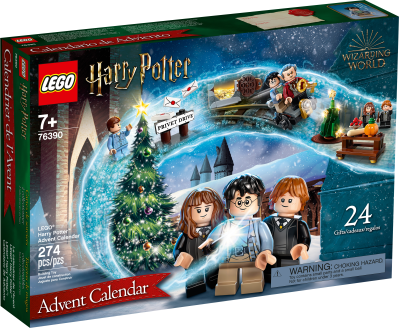 2021 LEGO Harry Potter Advent Calendar Available Now + Spoilers!