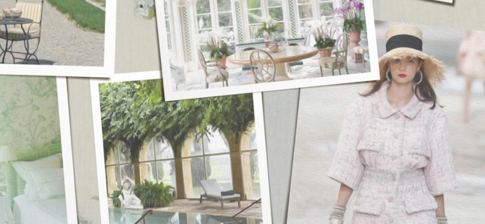 The Mayfair Hall Launches The Summer 2021 Collection: Blue and White Pieces For a Bright Summer Celebration!