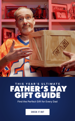 Man Crates Father's Day Sale: Gifts For Dad 20% Off On $149+ Orders !