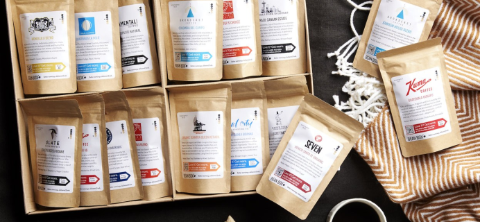 Bean Box Coffee Gifts For Coffee Lovers This Father's Day!