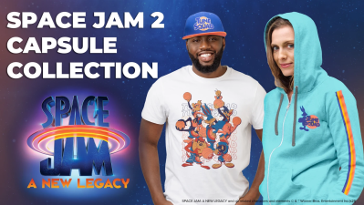 Loot Crate Limited Edition Space Jam 2 Capsule Collection Available Now!