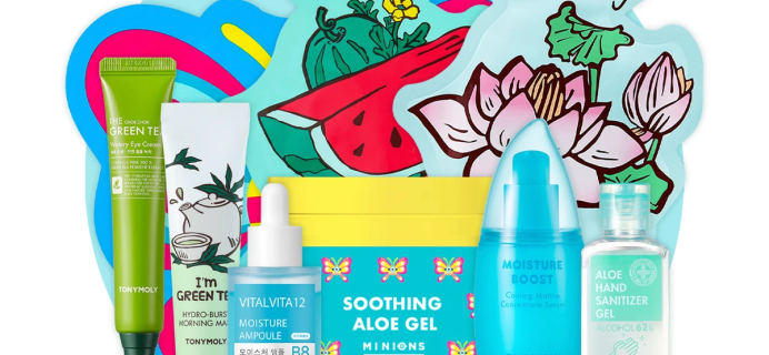 Tony Moly June 2021 Monthly Bundle Available Now + Full Spoilers!
