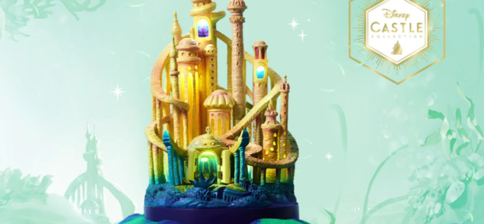 Disney Castle Collectible Series Series #8 Spoilers – LITTLE MERMAID!