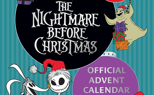 2021 Nightmare Before Christmas Advent Calendar Available For Preorder Now!