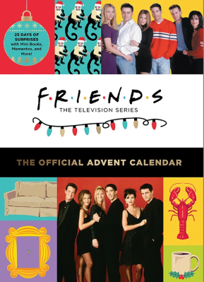 2021 FRIENDS Official Advent Calendar: 25 Nostalgic and Fun Surprises + Spoilers!