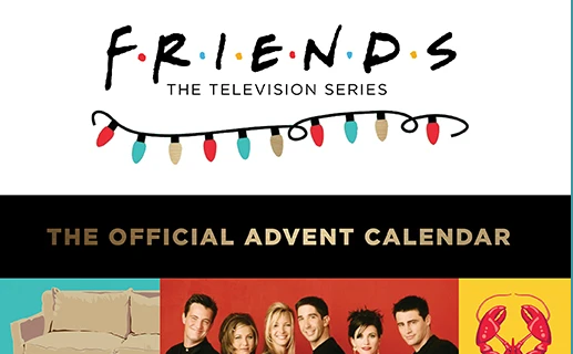2021 FRIENDS Official Advent Calendar Available to Preorder Now + Spoilers!