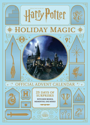 2021 Harry Potter Holiday Magic Official Advent Calendar Available For Preorder Now + Spoilers!