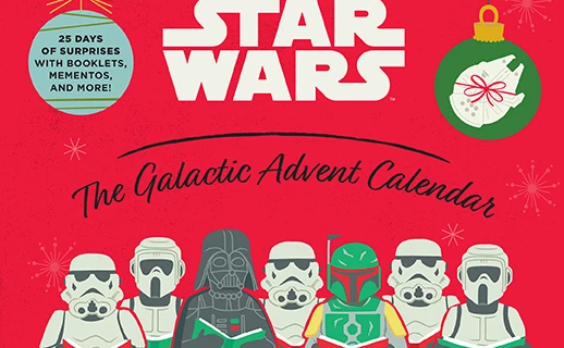 2021 Star Wars The Galactic Advent Calendar Available Now For Preorder + Spoilers!