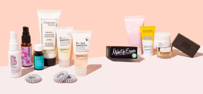 Allure Beauty Box Releases TWO New Limited Edition Kits: The Hair Care Collection & The Deep Clean Kit!