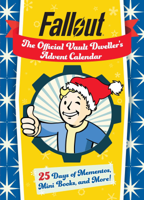 2021 Fallout Official Vault Dweller's Advent Calendar Available For Preorder + Spoilers!