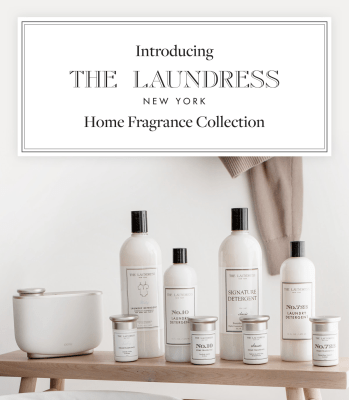 Aera x The Laundress New York Home Fragrance Collection Is Here: Laundry Day Fresh, All Week Long!