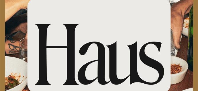Haus Releases Strawberry Basil Flavor: Juicy, Herbal, and Fresh Apéritif Flavor!
