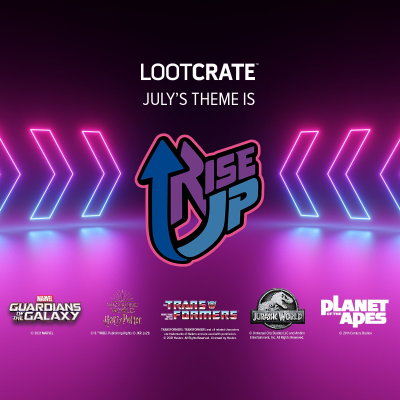 Loot Crate July 2021 Theme Spoilers + Coupon!