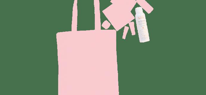 Avene Mystery Bag Is Here: Full and Deluxe Size Samples From Avene Skincare!