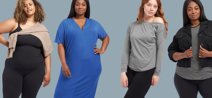 Universal Standard Capsules Are Back: Wardrobe Basics That Seamlessly Fit Together!