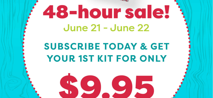 Baketivity Mega Prime Day Deal: First Month For $9.95!