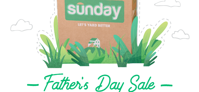 Sunday Father's Day Sale: Get Up To $40 Off Lawn Care Subscription – EXTENDED!
