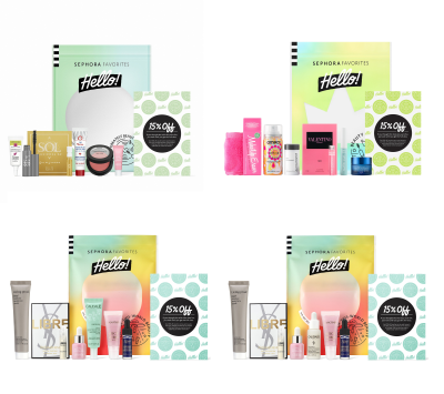 Sephora Favorites Hello! Greatest Hits Beauty Sets Full Spoilers – Available Now!