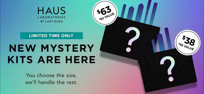 Haus Laboratories Mystery Kits: June 2021