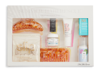 Saks Fifth Avenue Summer Haircare Set: 8 Products For Stylish Hair This Summer!
