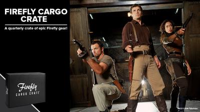 Firefly Cargo Crate October 2021 Theme Spoiler!