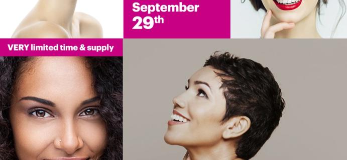 Fall 2021 New Beauty VIP Box Full Spoilers!