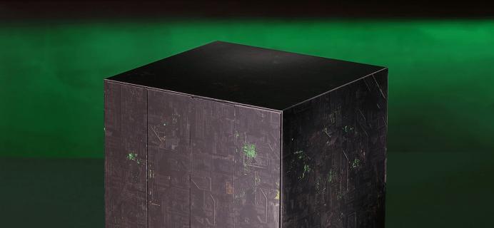 2021 Star Trek Borg Cube Advent Calendar Available Now For Preorder + Spoilers!
