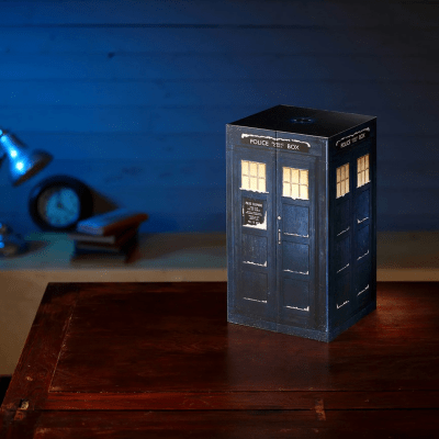 2021 Doctor Who TARDIS Advent Calendar Available For Preorder + Spoilers!