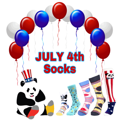 Sock Panda Fourth of July Coupon: Get 30% Off!