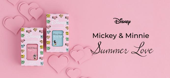 Pura x Disney Mickey & Minnie Summer Love Fragrances!