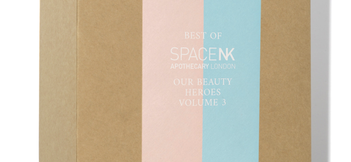 Best of Space NK: Our Beauty Heroes Volume 3 – Full Spoilers!