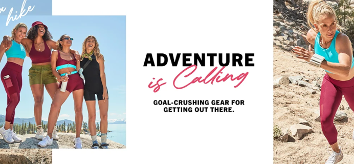 Fabletics July 2021 Selection Time + New Member Coupon!