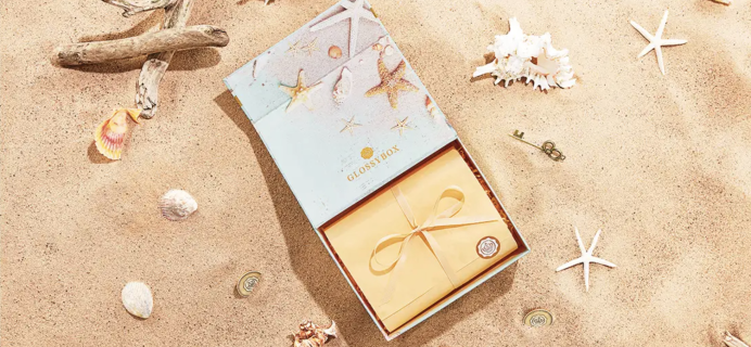 GLOSSYBOX July 2021 Full Spoilers + Coupon!