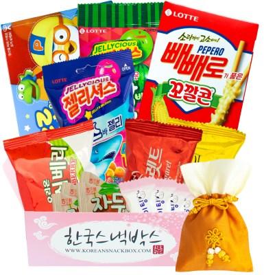 Korean Snack Box June 2021 FULL Spoilers + Coupon!
