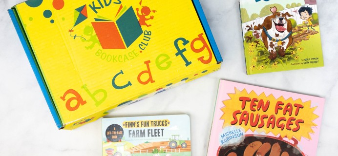 Kids BookCase Club June 2021 Box Review + 50% Off Coupon –  BOYS 5-6 YEARS OLD